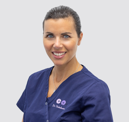 Dr Ilana TOLEDANO Orthodontiste