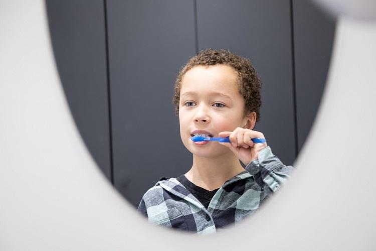Hygiène dentaire enfant